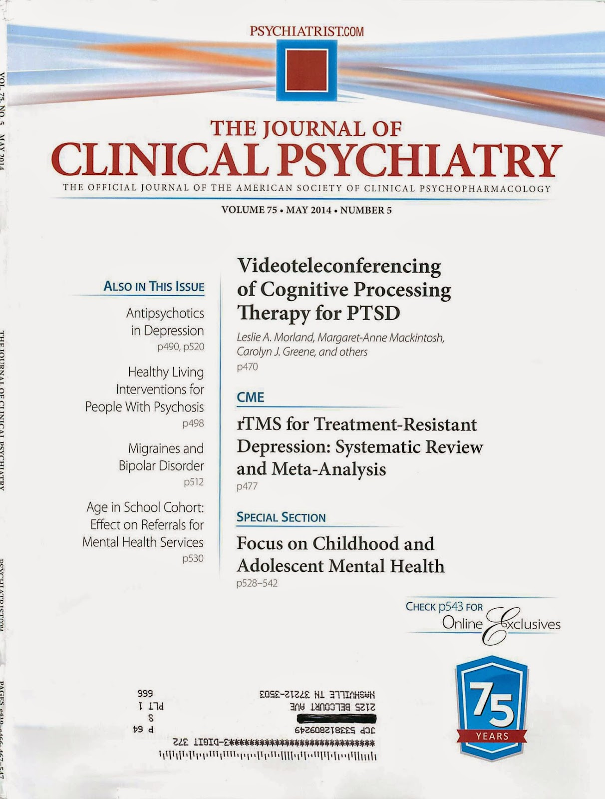 Transcranial Magnetic Stimulation Offers Hope for Treatment-Resistant Depression photo