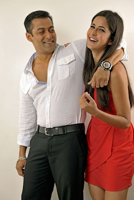 Salman Khan And Katrina Kaif 'Ek Tha Tiger'