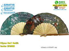 Kipas Bali Batik