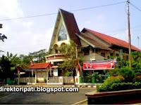 Gereja Injili di Tanah Jawa (GITJ) Pati