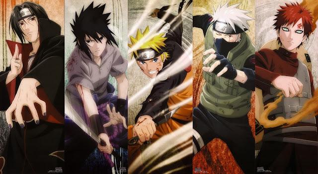 Naruto shippuden ตำนานวายุสลาตัน