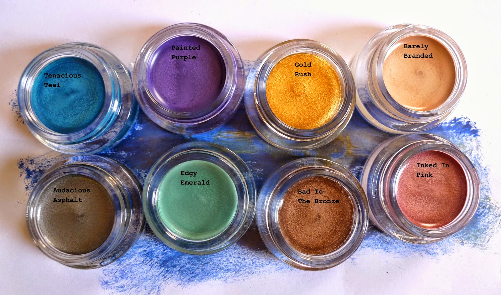 Maybelline eye studio color tattoo cream eyeshadow review for Maybelline color tattoo gel eyeshadow