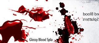 Photoshop Kan F�r�alar� Ar�ivi [ Blood Brush ]