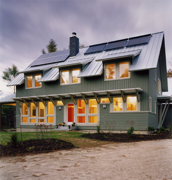 Energy efficient home plans for Energy house