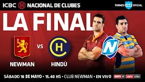ICBC Nacional de Clubes: la gran final