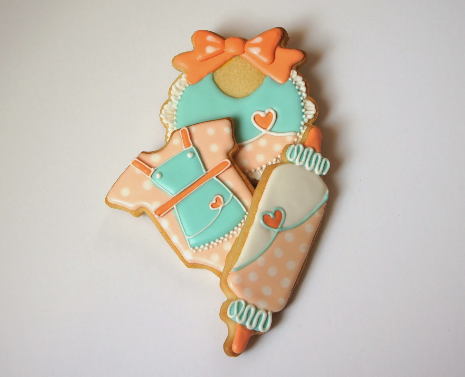 """The """"Cookie Queens"""" Virtual Baby Shower"""