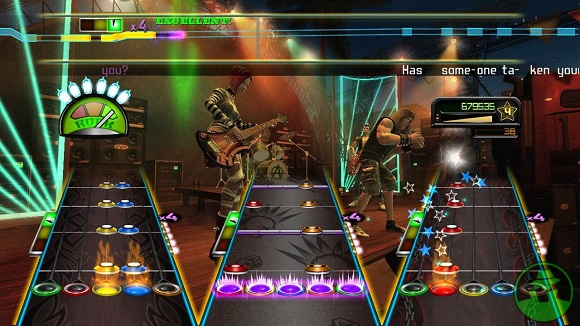 Guita Hero World Tour PC Screenshot Gameplay www.OvaGames.com 4 Guitar Hero World Tour ViTALiTY
