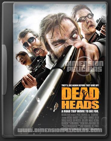 Dead Heads (DVDRip HD Ingles Subtitulado) (2011)