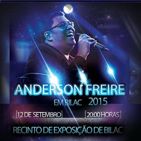 Anderson Freire - Em Bilac