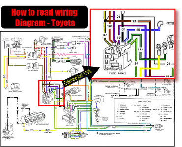Toyota Manuals Download Using The Electrical Wiring Diagram - Toyota wiring diagrams download
