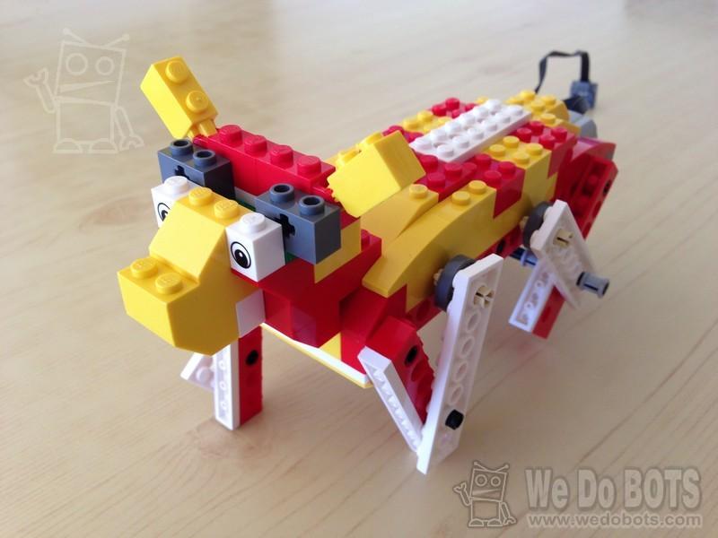 wedobots: LEGO® WeDo designs for the busy teacher: Animal Designs