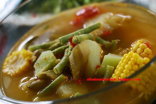 Image Result For Resep Sayur Asem Betawi