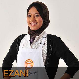 Biodata Ezani Masterchef Malaysia