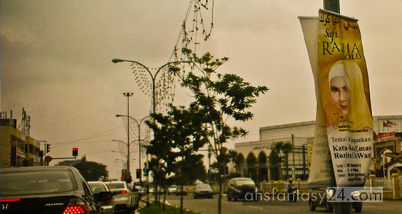 Gambar Rozita Che Wan Bertudung Di Kelantan