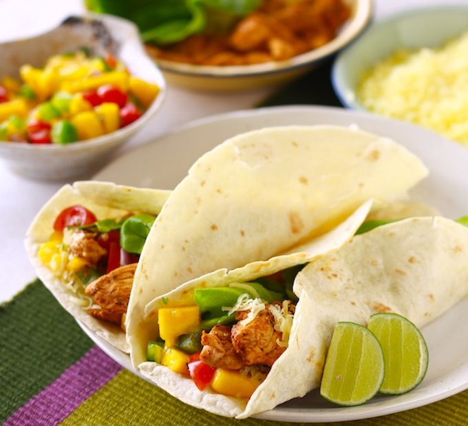 Mexican Seasoning & Mango Salsa by SeasonWithSpice.com
