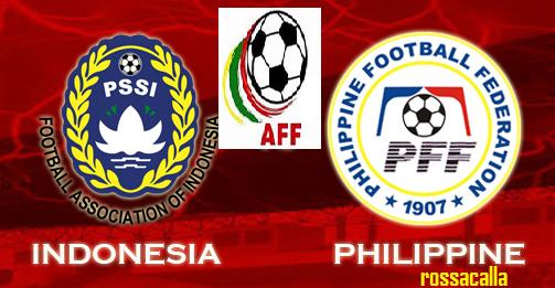 Indonesia Vs Filipina Piala AFF Suzuki 2014