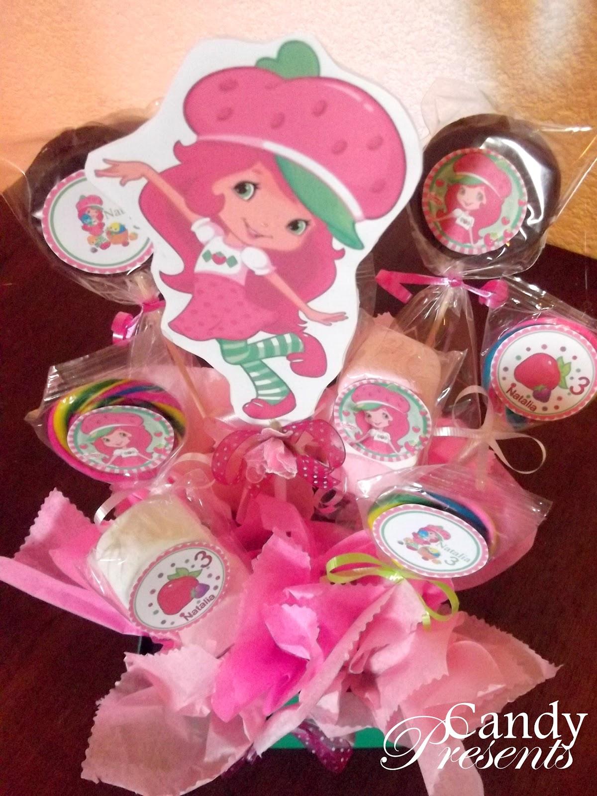 Candy presents centros de mesa infantiles con muchos - Mesa dulce infantil ...