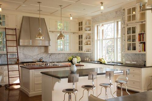 kitchen inspiration month day seven carrara marble backsplash