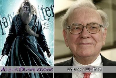 Albus Silente è Warren Buffett