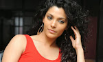 Saiyami Kher Hot in Red at Rey Trailer launch-thumbnail
