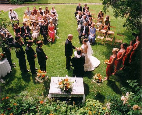 Local Outdoor Wedding Venues