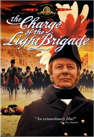 FILM: THE CHARGE OF THE LIGHT BRIGADE