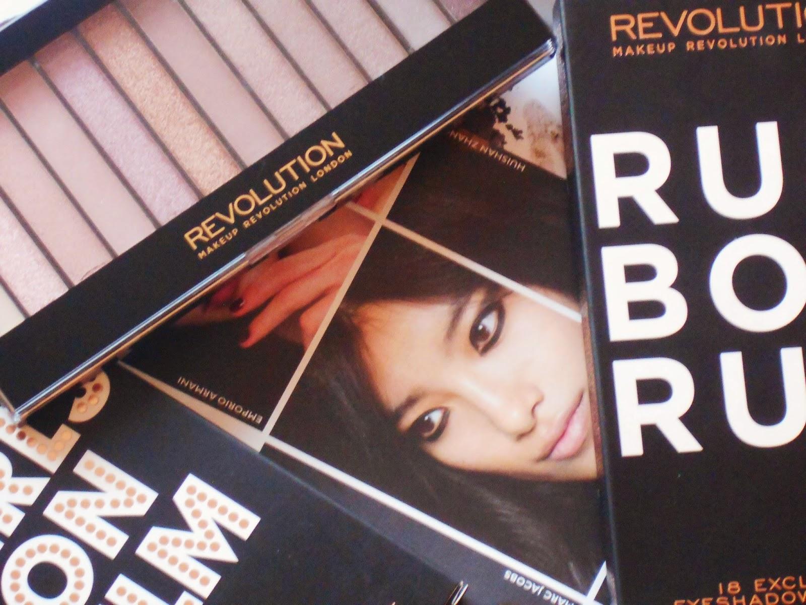 A Makeup Revolution?