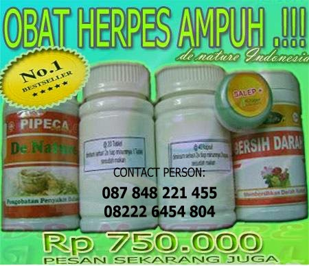 Obat Herpes Terbaik