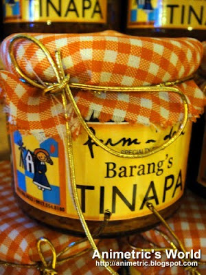 Barang's Tinapa from Farm N' Deli