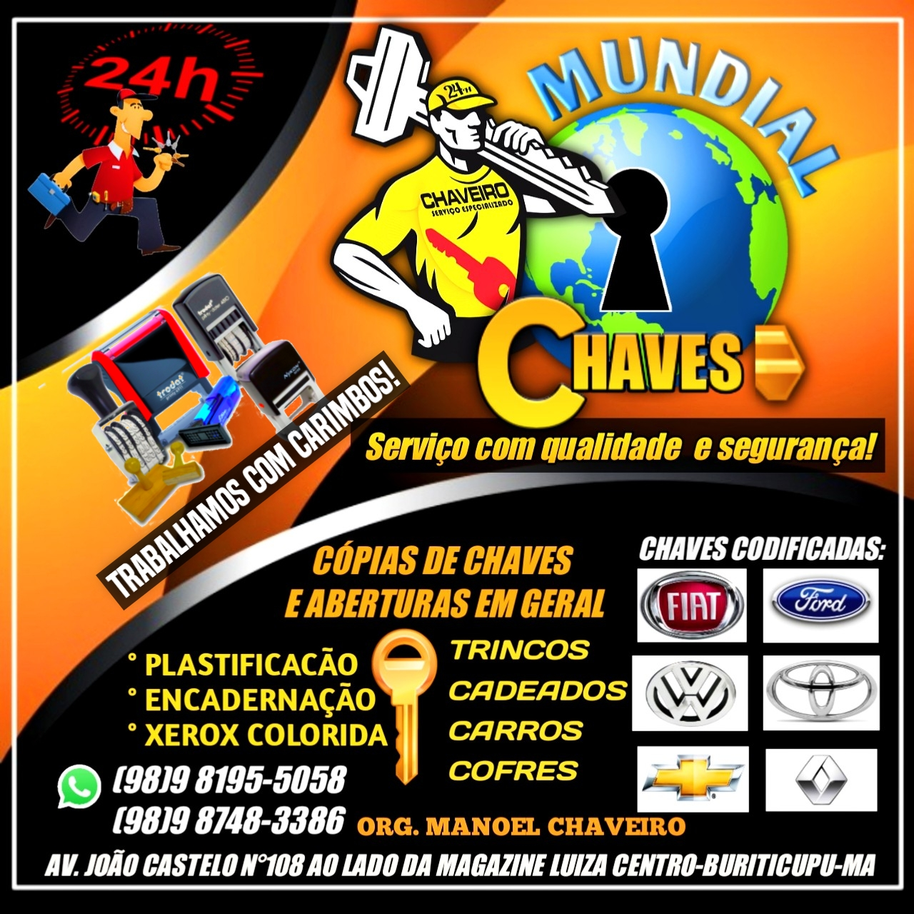 MUNDIAL CHAVES