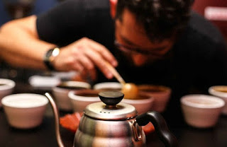 coffee cupping and coffee taste characteristics