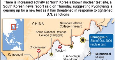 will follow another north korea nuclear test