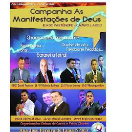 09| Julho| Campo Largo|PR