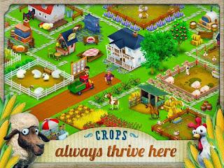 Game Hay Day Mod Apk Terbaru