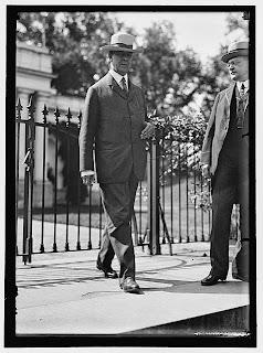 Frederic Adrian Delano 1917