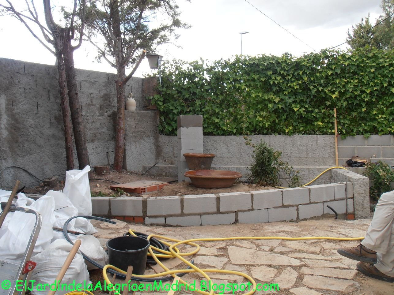 Como hacer mi jardin bordes para macizos diy diseo de for Jardines caseros bonitos