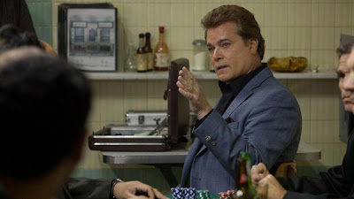 Ray Liotta as Market Trattman, Killing Them Softly, Directed by Andrew Dominik