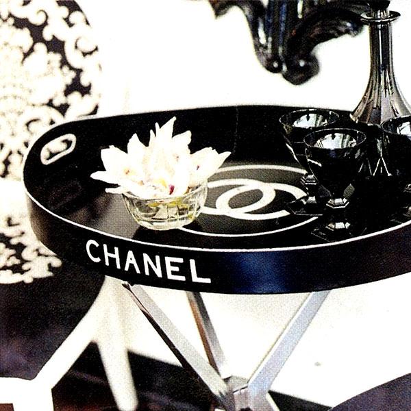 Vintage Chanel Backgrounds The vintage chanel serving