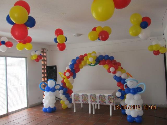 DECORACION PRIMERA COMUNION ARCO Y ANGELES |Fiestas infantiles y ...