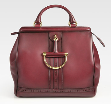 Gucci Duilio Satchel