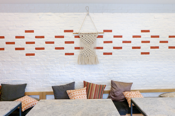 Brick City Cafe Jamestown
