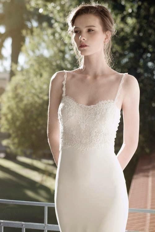 2014 glamorous wedding dresses ideas by Flora