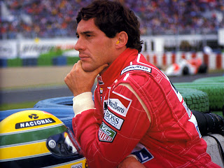... do Ayrton Senna