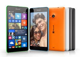 MICROSOFT SMART PHONE LUMIA 535