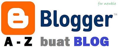 Cara Buat Blog Terbaru Lengkap Bergambar dari A-Z, Newbie Silakan Masuk