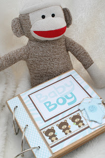 Baby Boy Mini Album