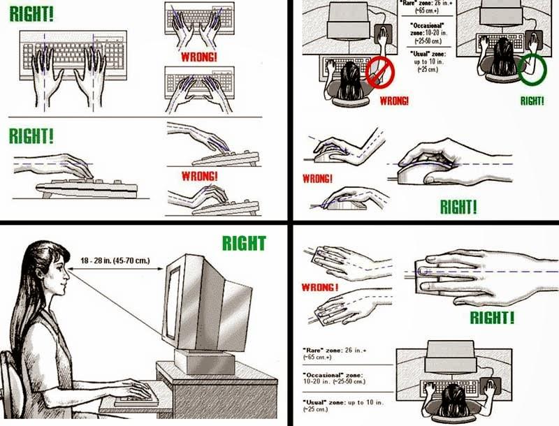 Tips sehat di depan laptop atau komputer