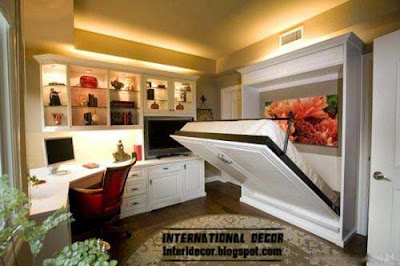 Stunning Space Saving Furniture For Small Apartments Images ...