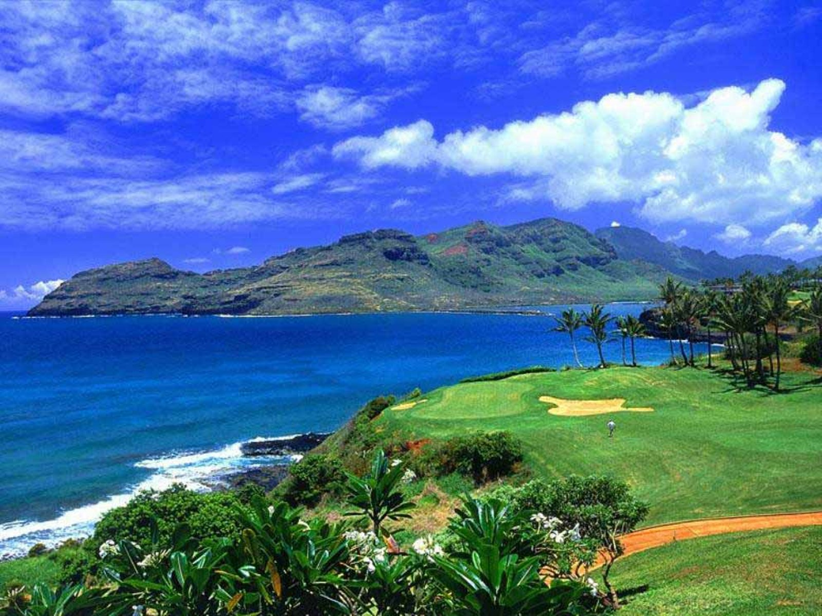 Exotic places hawaii vacations for Places to go on vacations