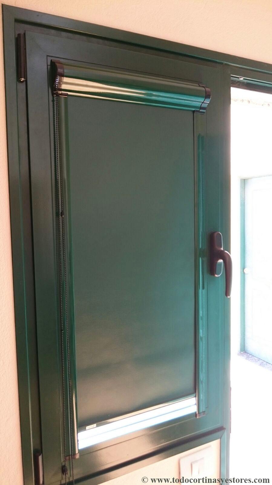 Decoracion interior cortinas verticales estores enrollables puertas plegables toldos - Cortinas para puertas de aluminio ...